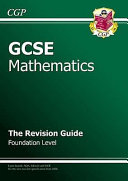 Gcse Maths Revision Guide Higher