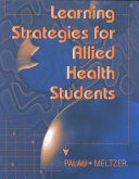 Learning Strategies for Allied Health Students