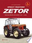 Opravy traktor   Zetor