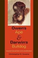 Owen's Ape & Darwin's Bulldog