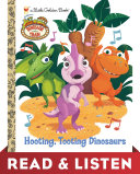 Hooting  Tooting Dinosaurs  Dinosaur Train   Read   Listen Edition