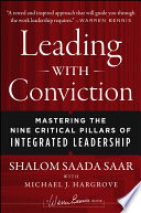 Leading with Conviction Pdf/ePub eBook