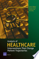 Analysis of Healthcare Interventions that Change Patient Trajectories
