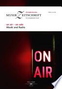on air   on sale  Musik und Radio