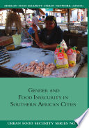 Gender and Food Insecurity in Southern African Cities