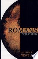 illustration du livre Romans: Verse-By-Verse