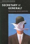 Secretary or General