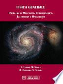 Fisica Generale  Problemi di Meccanica Termodinamica Elettricit   e Magnetismo