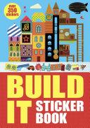 Build It Sticker Book