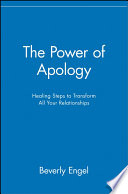 The Power Of Apology