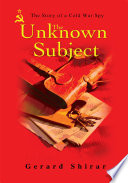 The Unknown Subject