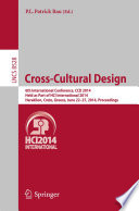 Cross Cultural Design