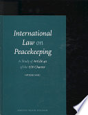 International Law on Peacekeeping