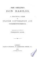 Prof  Schilling s Don Basilio