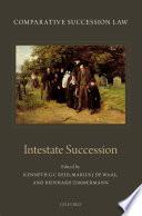 Comparative Succession Law