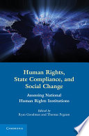 Human Rights  State Compliance  and Social Change
