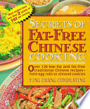 Secrets of Fat Free Chinese Cooking