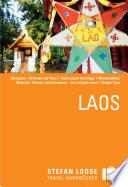 Stefan Loose Reisef  hrer Laos