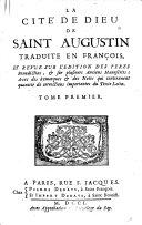 Book LA CITÉ DE DIEU