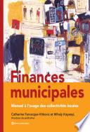 Finances municipales