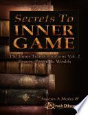 Secrets to Inner Game