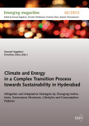 Climate and Energy in a Complex Transition Process towards Sustainability in Hyderabad