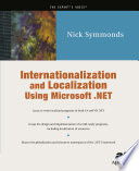Internationalization and Localization Using Microsoft  NET