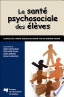 La Sant Psychosociale Des L Ves