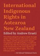 International Indigenous Rights in Aotearoa New Zealand