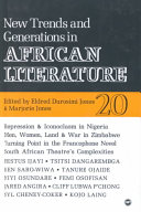 New Trends   Generations in African Literature
