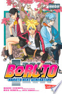 Boruto   Naruto the next Generation 1