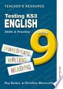 Testing KS3 English Skills   Practice