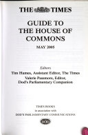 Guide to the House of Commons