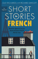 Book Short Stories in French for Beginners