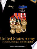 United States Army Medal  Badges and Insignias