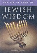 Little Book of Jewish Wisdom
