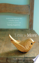 Ebook Less is More Epub Cecile Andrews,Wanda Urbanska Apps Read Mobile