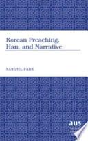 Korean Preaching  Han  and Narrative