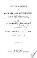 Public Documents of the State of Wisconsin