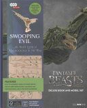 IncrediBuilds  Fantastic Beasts and Where to Find Them  Swooping Evil Deluxe Book and Model Set
