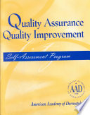 Quality Assurance quality Improvement