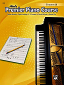 Premier Piano Course Theory  Bk 1b