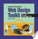 The Training Professionals Web Design Toolkit