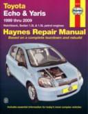 Toyota Echo Yaris Automotive Repair Manual