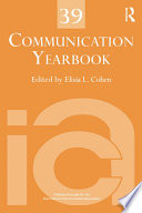Communication Yearbook 39