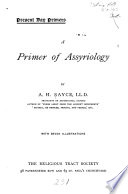 A Primer of Assyriology Book PDF