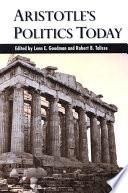Aristotle S Politics Today