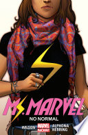 Ms. Marvel Vol. 1 by G. Willow Wilson