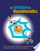 An Invitation To Biomathematics book