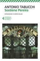 Sostiene Pereira. Una testimonianza Book Cover